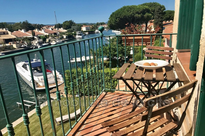 Photo Appartement Port grimaud Sud,   to buy appartement  2 rooms   41 m²