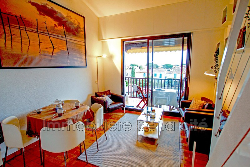 Photo n°2 - Vente appartement Port grimaud 83310 - 259 000 €