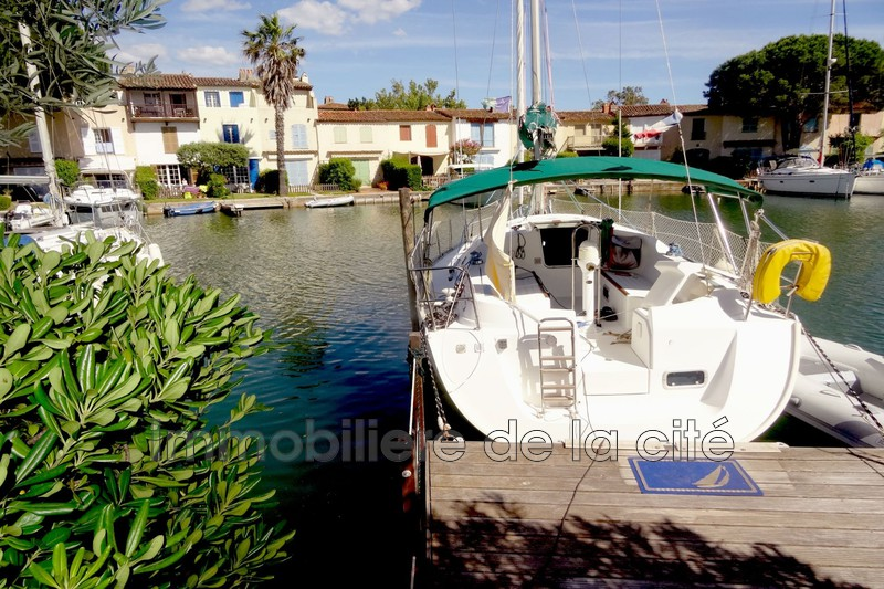 Photo n°1 - Vente appartement Port grimaud 83310 - 539 000 €