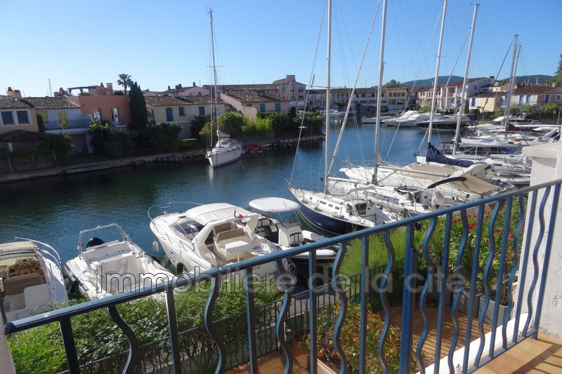 Photo n°1 - Vente appartement Port grimaud 83310 - 250 000 €