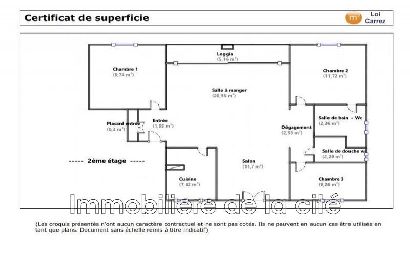 Photo n°7 - Vente appartement Port grimaud 83310 - 850 000 €