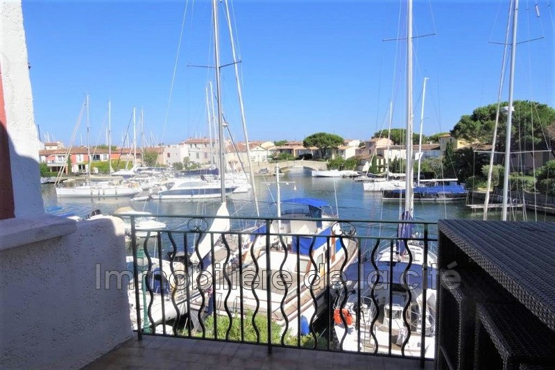 Photo n°1 - Vente appartement Port grimaud 83310 - 470 000 €