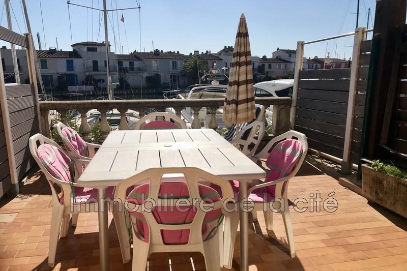 Photo n°1 - Vente appartement Port grimaud 83310 - 315 000 €