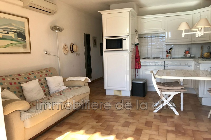 Photo n°3 - Vente appartement Port grimaud 83310 - 315 000 €