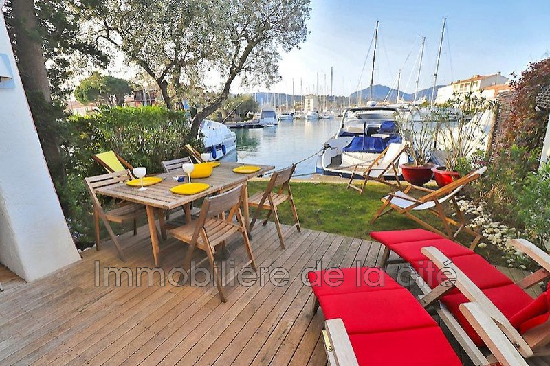 Photo n°2 - Vente appartement Port grimaud 83310 - 630 000 €