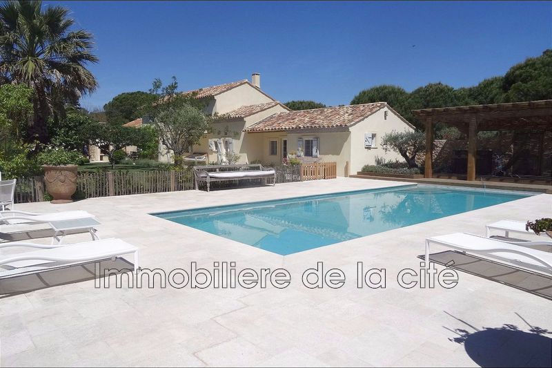 Photo Luxury property Ramatuelle Plage à pieds,   to buy luxury property  5 bedrooms   250 m²