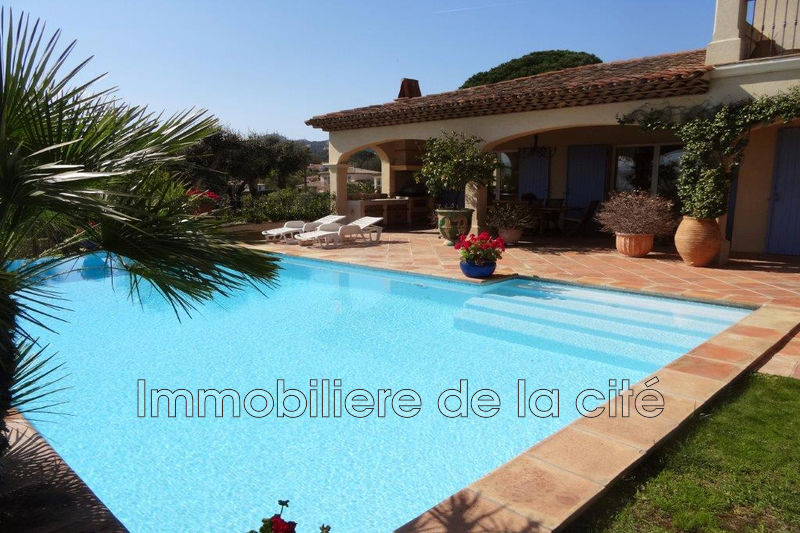 Photo Demeure de prestige Grimaud Proche plage,   to buy demeure de prestige  5 bedrooms   300 m²