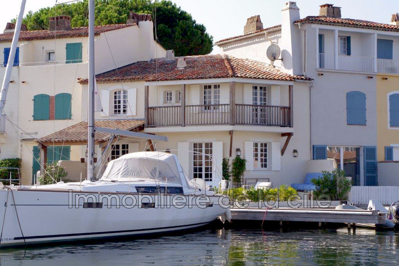 Photo Luxury property Port grimaud Amarrage 24 x 10 m.,   to buy luxury property  4 bedrooms   120 m²