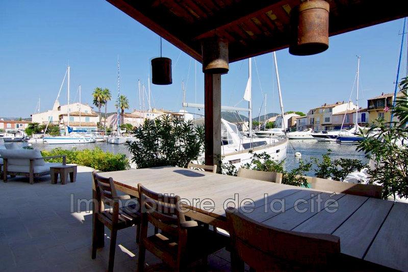 Photo Demeure de prestige Port grimaud Amarrage 24 x 10 m.,   achat demeure de prestige  4 chambres   120m²