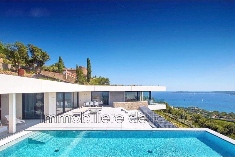 Photo Demeure de prestige Sainte-Maxime Sainte maxime,   achat demeure de prestige  6 chambres   360m²