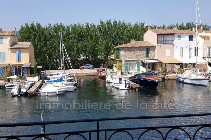 Photo Fisherman's house Port grimaud Amarrage 14 x 4,30 m et garage,   to buy fisherman's house  4 bedrooms