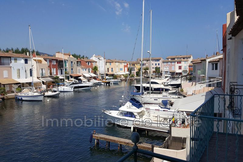 Photo Fisherman's house Port grimaud Amarrage 14 x 4,30 m et garage,   to buy fisherman's house  4 bedrooms   83 m²