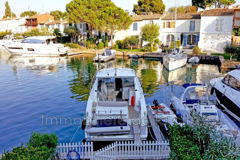Photo Hunière Port grimaud Amarrage 12 x 4,95 m ,   to buy hunière  2 bedrooms   67 m²