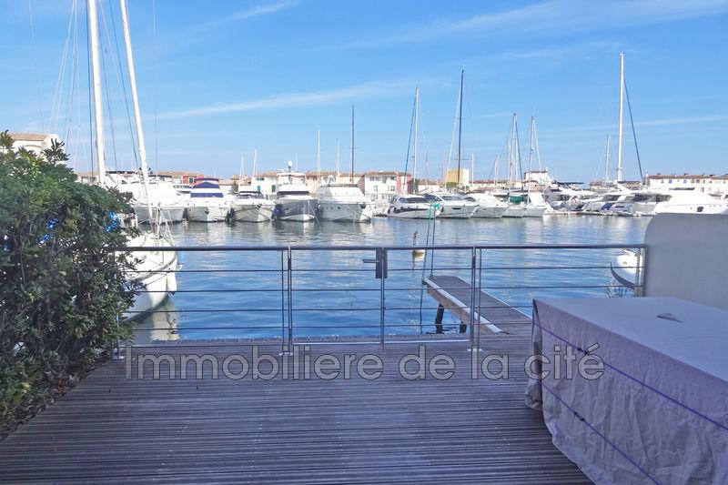 Photo Pêcheur elargie Port grimaud Amarrage 16 x 4,70 m.,   achat pêcheur elargie  4 chambres   85m²