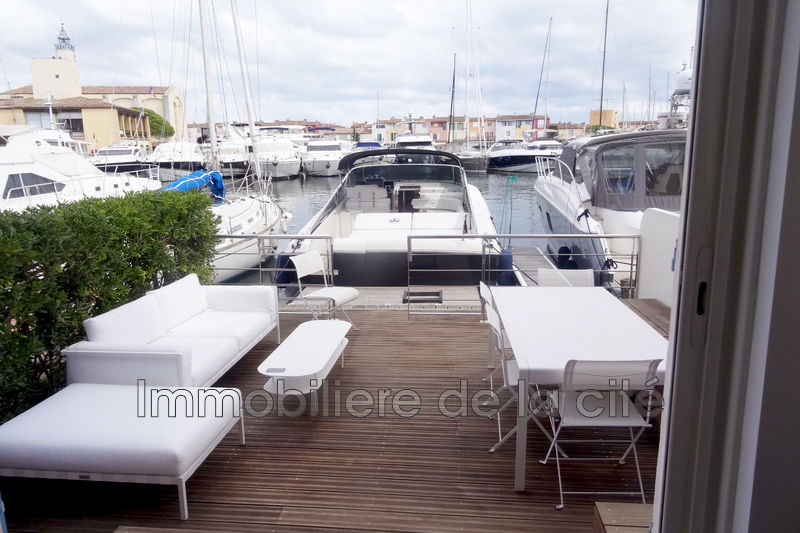 Photo Pêcheur elargie Port grimaud Amarrage 16 x 4,70 m.,   to buy pêcheur elargie  4 bedrooms   85 m²