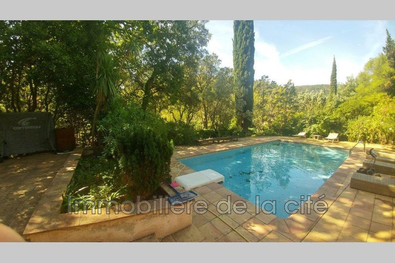 Photo Village house Grimaud Proche village,   to buy village house  5 bedrooms   130 m²