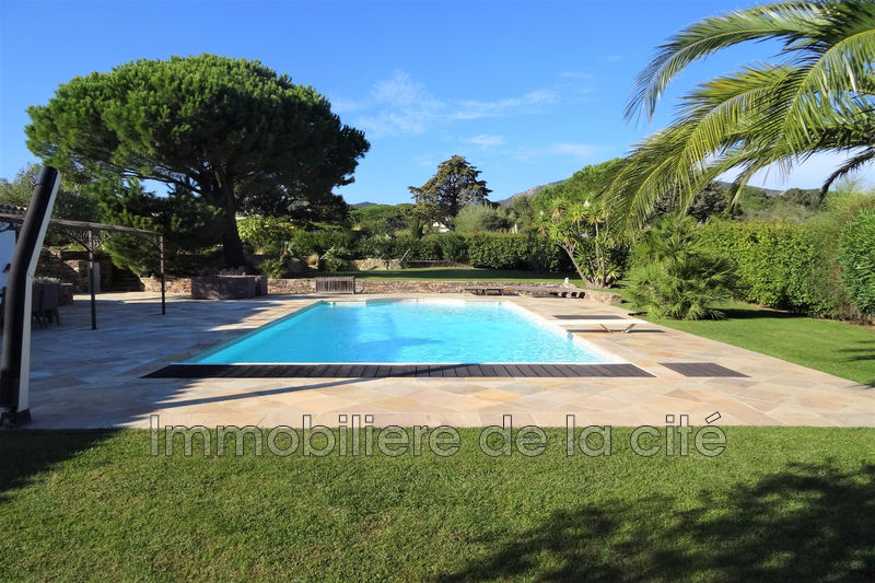 Photo Villa Grimaud Bord de mer,   to buy villa  4 bedrooms   142 m²