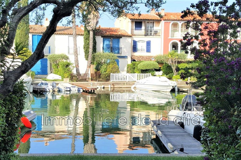 Photo Fisherman's house Port grimaud Amarrage 10 x 4,25 m,   to buy fisherman's house  4 bedrooms   83 m²