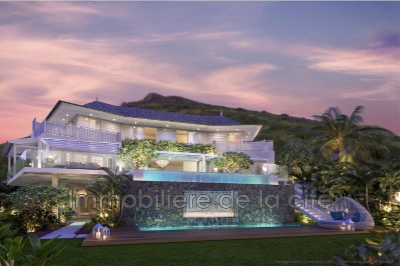 Photo Villa Tamarin Mauritius,   to buy villa  4 bedrooms   282 m²
