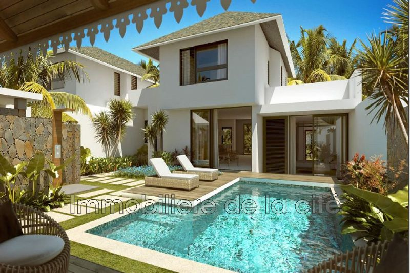 Photo Villa Rivière Noire Mauritius,   to buy villa  4 bedrooms   171 m²