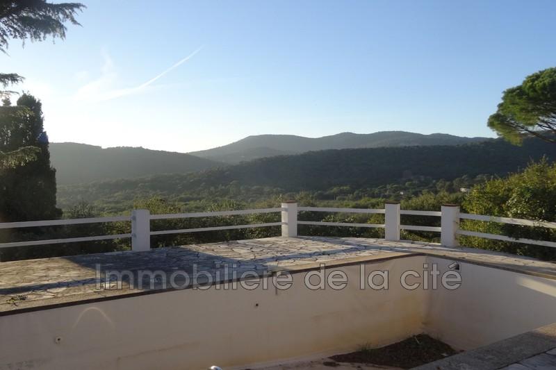 Photo Villa provençale Grimaud Cros d'entassi,   achat villa provençale  4 chambres   125m²