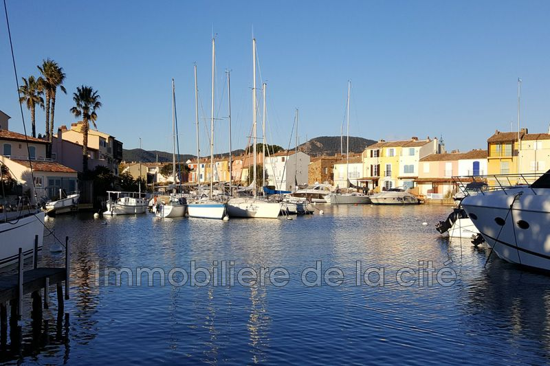 Photo Cassine Port grimaud Rare amarrage de 22 m,   to buy cassine  3 bedrooms   75 m²