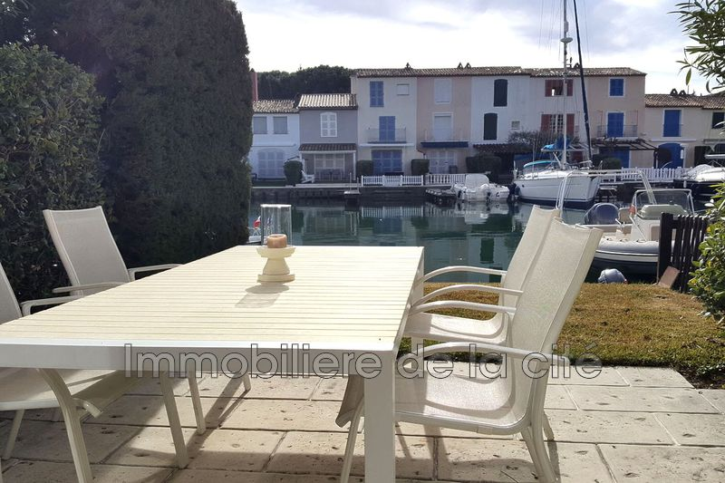 Photo Fisherman's house Port grimaud Amarrage 12 x 4,34 m,   to buy fisherman's house  4 bedrooms   89 m²