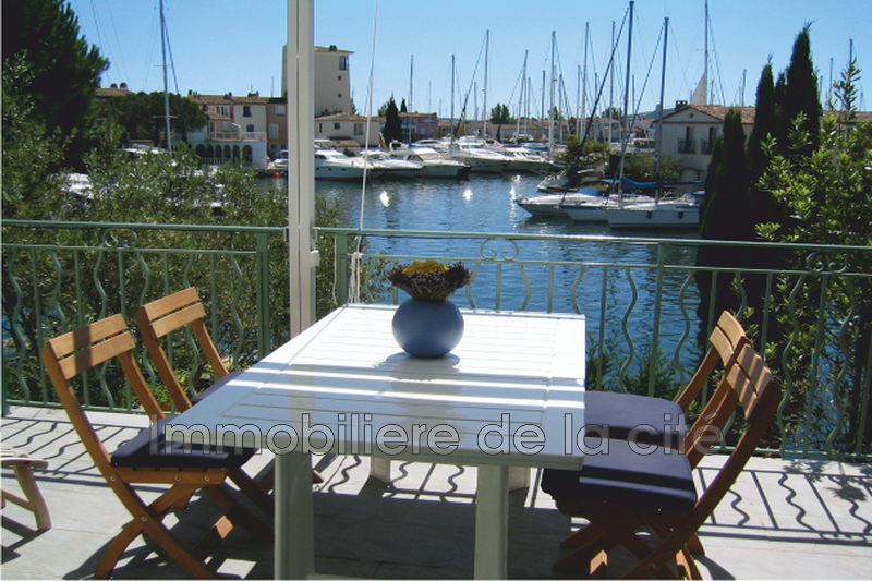 Photo Cassine Port grimaud Amarrage 17,50 x 5,80 m,   to buy cassine  2 bedrooms   84 m²