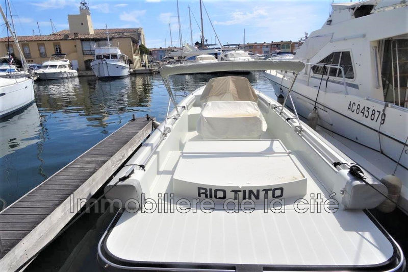 Photo Maison de pêcheur Port grimaud Amarrage 16 x 4.32 m,   achat maison de pêcheur  4 chambres   85m²