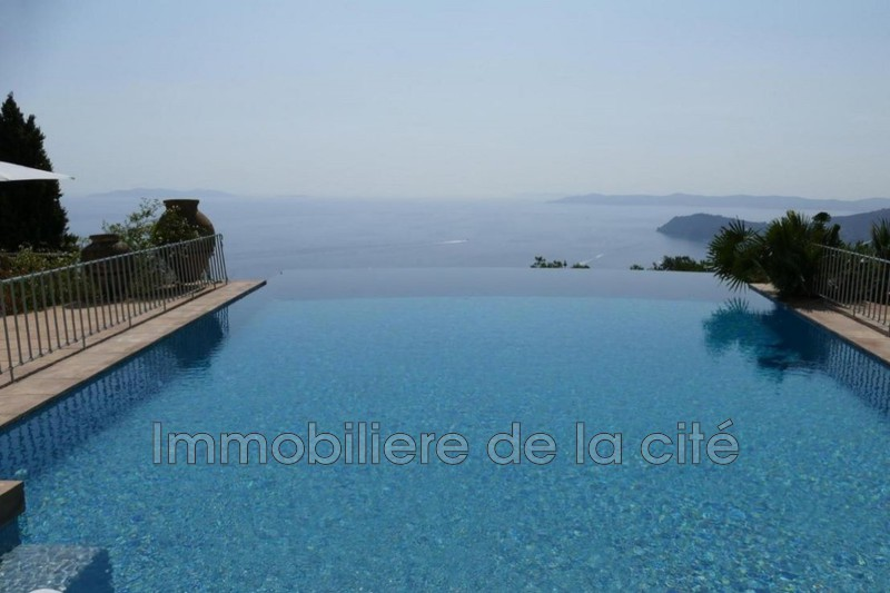 Photo Demeure de prestige Rayol-Canadel-sur-Mer Rayol canadel,   achat demeure de prestige  6 chambres   300m²
