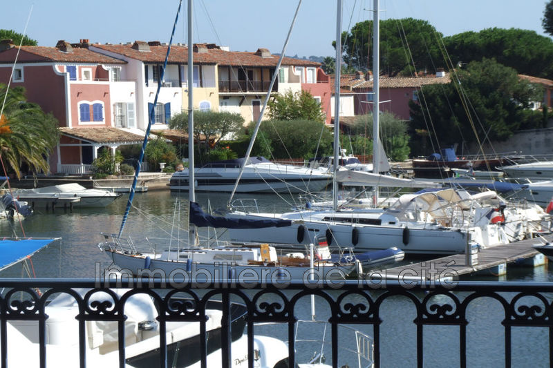 Photo Appartement Port grimaud Sud,   to buy appartement  3 rooms   46 m²