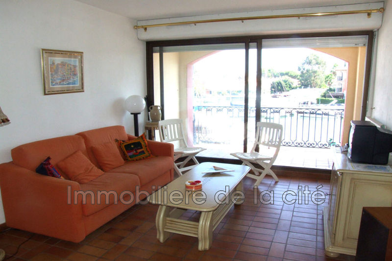 Photo n°2 - Vente appartement Port grimaud 83310 - 371 000 €