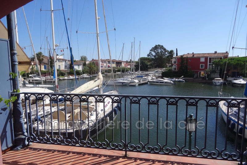 Photo Apartment Port grimaud Sud,   to buy apartment  3 rooms   46 m²