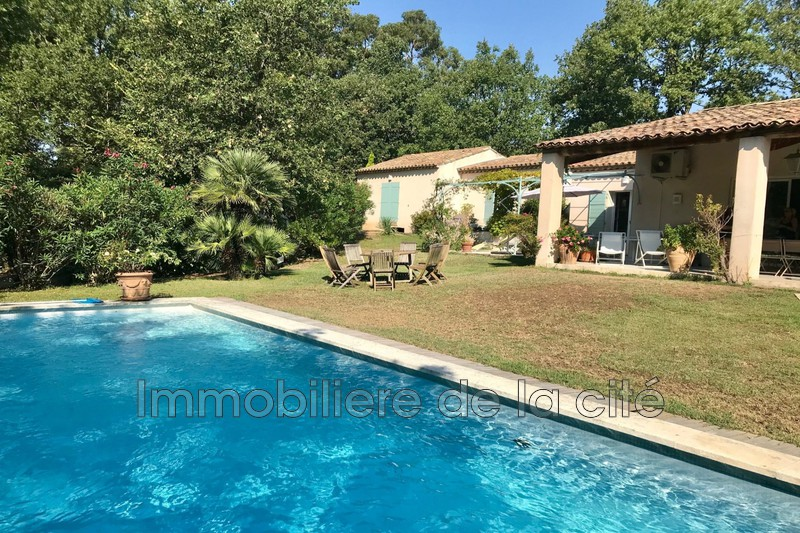Photo Villa provençale Grimaud Grimaud,   achat villa provençale  6 chambres   250m²