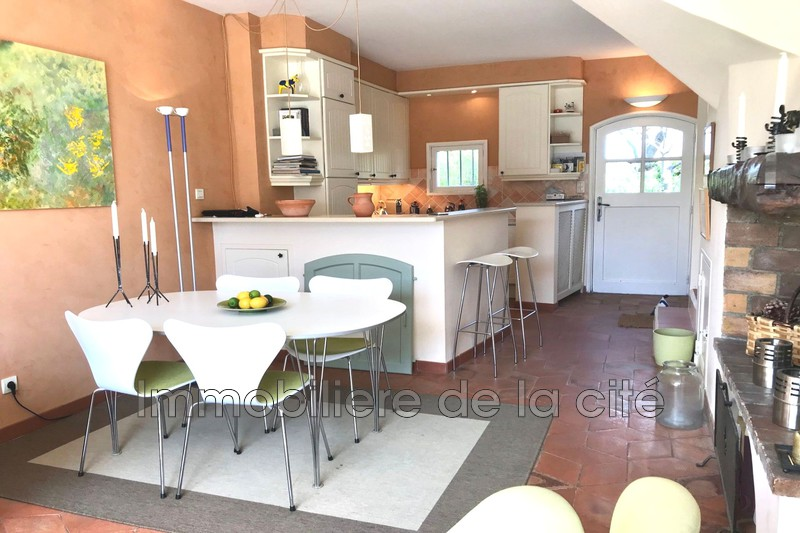 Photo n°2 - Vente maison de pêcheur Port grimaud 83310 - 1 190 000 €