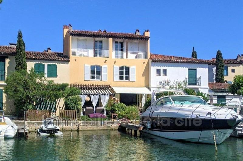 Photo Maison de pêcheur Port grimaud Sud,   achat maison de pêcheur  6 chambres   165m²