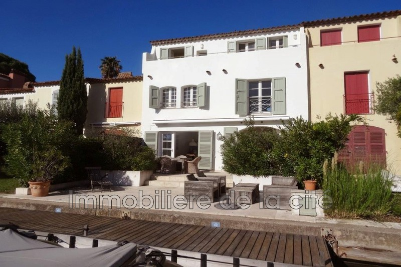 Photo n°2 - Vente maison de pêcheur Port grimaud 83310 - 2 799 000 €