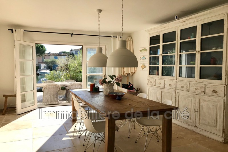 Photo n°4 - Vente maison de pêcheur Port grimaud 83310 - 2 799 000 €