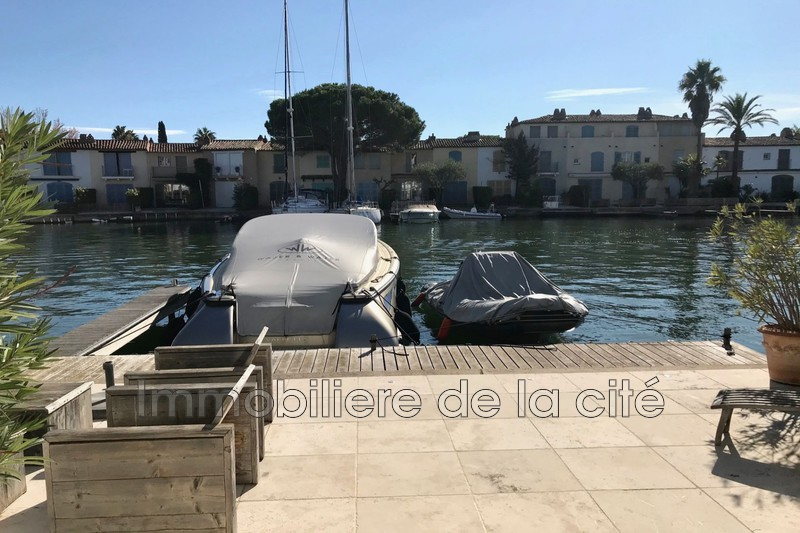 Photo n°1 - Vente maison de pêcheur Port grimaud 83310 - 2 799 000 €