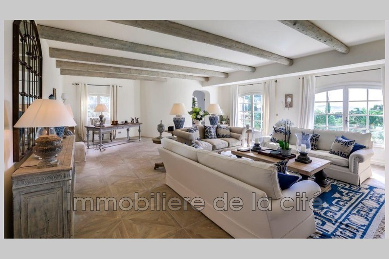 Photo n°4 - Vente Maison demeure de prestige Grimaud 83310 - 3 900 000 €