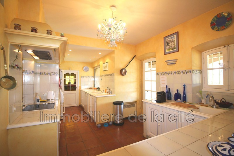 Photo n°7 - Vente Maison villa provençale Grimaud 83310 - 1 522 000 €