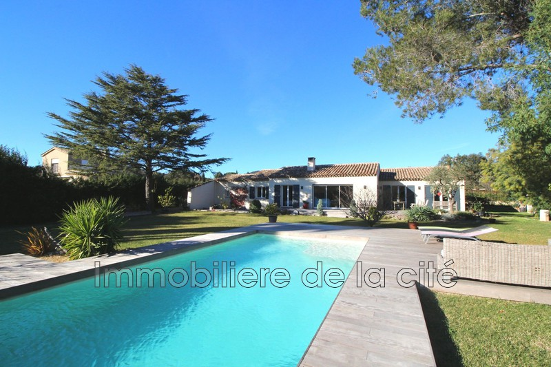 Photo Maison contemporaine Grimaud Grimaud,   to buy maison contemporaine  6 bedrooms   176 m²