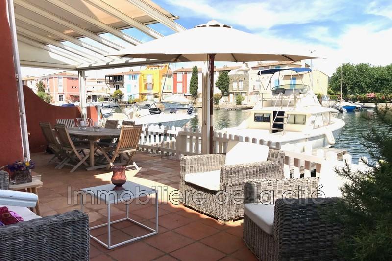 Photo Maison double Port grimaud Centre,   achat maison double  6 chambres   145m²