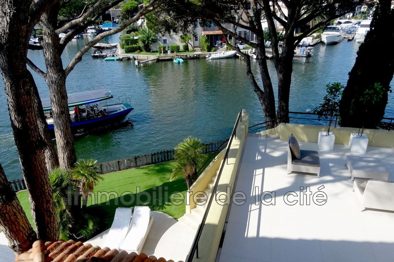 Photo n°5 - Vente Maison borderive et maisons spéciales Port grimaud 83310 - Prix sur demande