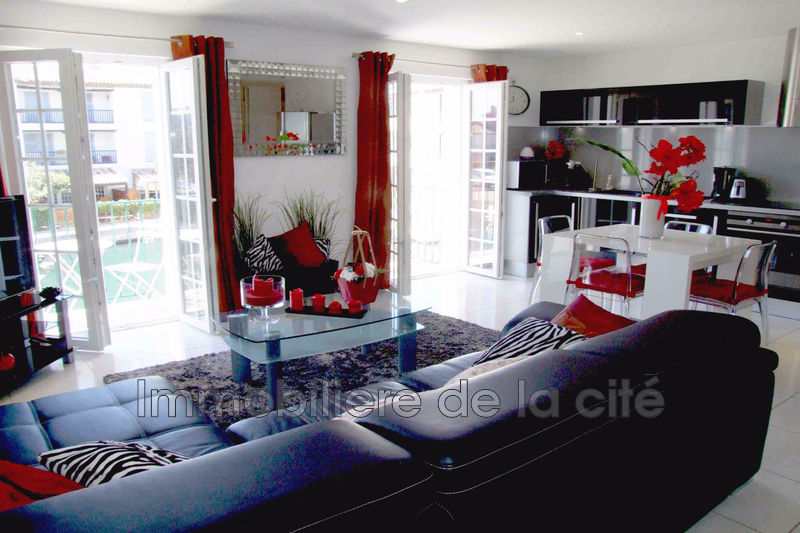 Photo Apartment Port grimaud Centre ,   to buy apartment  4 rooms   95 m²