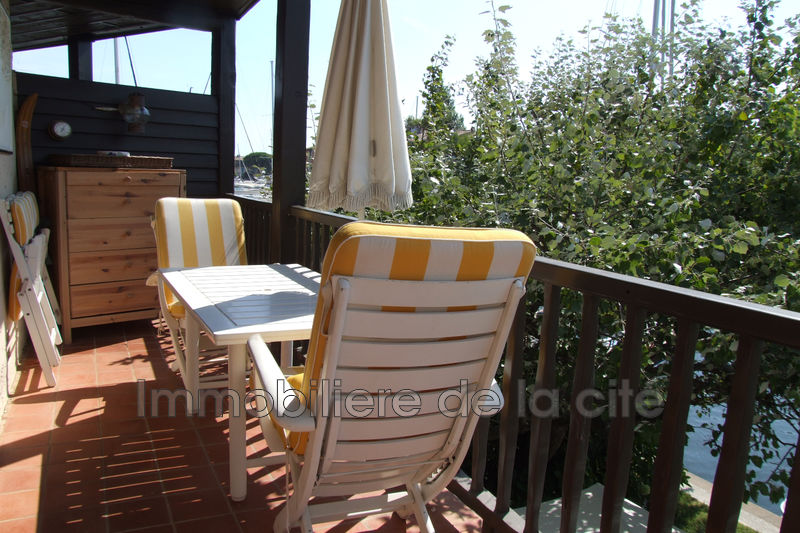 Photo Appartement Port grimaud Amarrage 12 x 3,15 m,   to buy appartement  2 rooms   36 m²