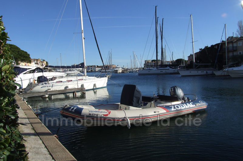 Photo Apartment Port grimaud Port grimaud sud,   to buy apartment  2 rooms   36 m²