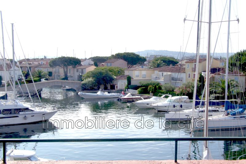 Photo Apartment Port grimaud Port grimaud sud,   to buy apartment  2 rooms   33 m²
