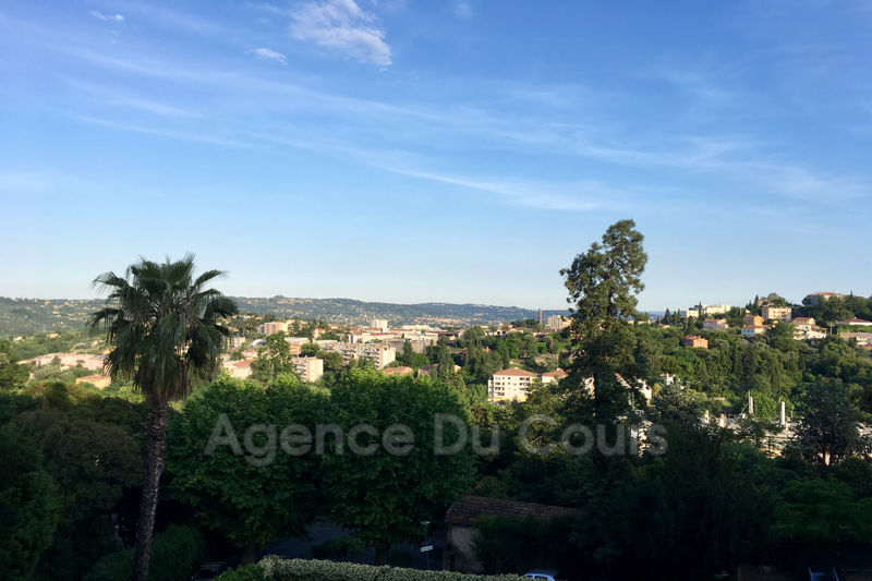 Photo n°1 - Vente appartement Grasse 06130 - 195 000 €