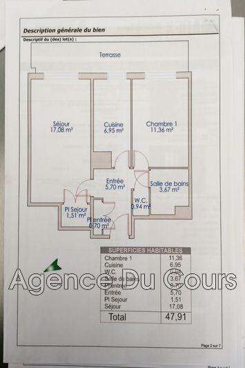 Photo n°8 - Vente appartement Grasse 06130 - 135 000 €